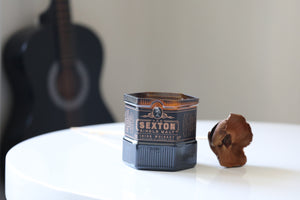 Sexton  Whiskey Liquor Bottle Candle - Candleholic Shop