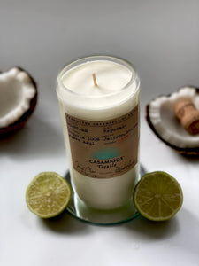 Casamigo  Tequila Bottle Candle - Candleholic Shop