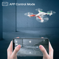 Syma Z3 (720P) FPV Camera Drone Altitude and Optical Flow Mode App Control Quadcopter