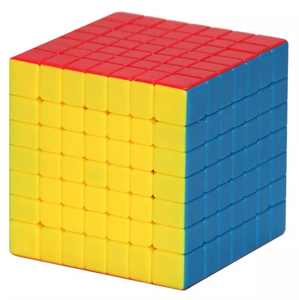 Kiditos Qixing S 7x7 High-Speed Professional Stickerless Cube