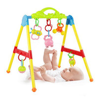 Kiditos Fitness Frame Play Gym with 20 Songs & Dazzling Lights for Infants