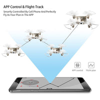 Syma X21W Mini FPV Camera RC Drone Altitude Mode App Control Quadcopter - Kiditos