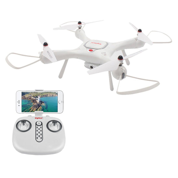Syma X25PRO (720P) WIFI FPV Camera GPS Positioning & Return Home RC Drone - Kiditos