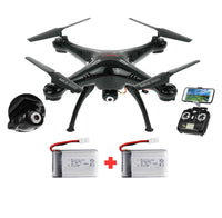 Syma X5SW FPV Real-time Camera RC Drone Headless Mode Quadcopter - Kiditos