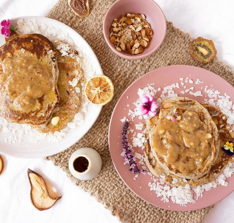 Superfood Buckwheat Pancakes
