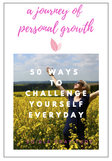 50 Ways To Challenge Yourself Everyday
