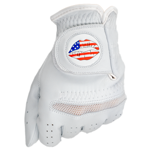 Lips Golf Glove With Matching Ball Marker