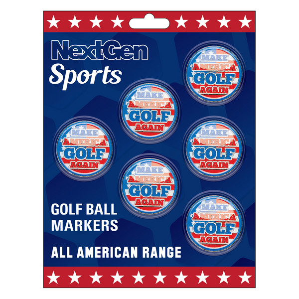 Make America Golf Again Golf Ball Markers