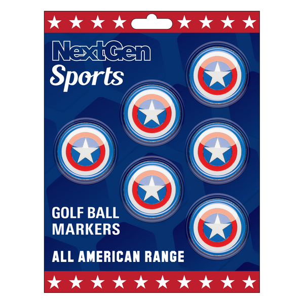 Shield Ball Markers