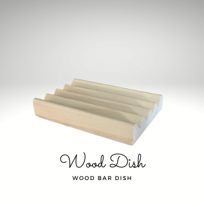Wood Bar Dish