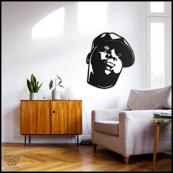 The Notorious Big-Biggie - Welter Atelier-EU/US