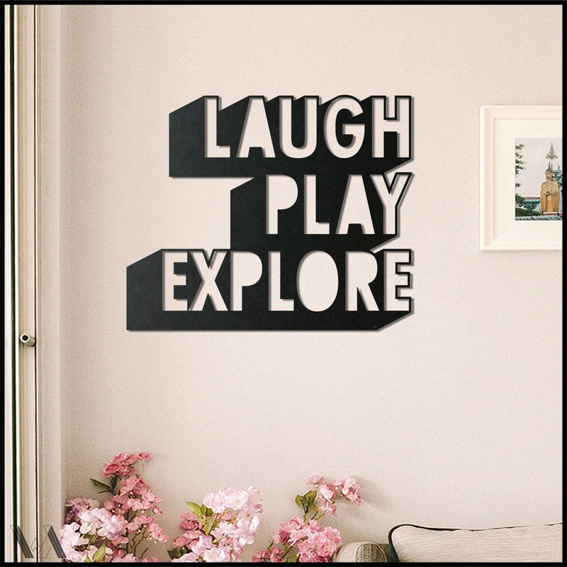 Laugh-Play-Explore - Welter Atelier-EU/US