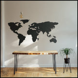 World Map - Welter Atelier-EU/US