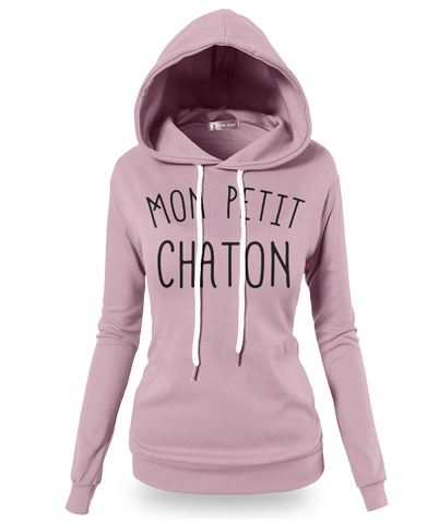 Sweat Chat </br>Mon Petit Félin