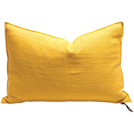 MDV | Washed Linen Yellow/Givre Lumbar