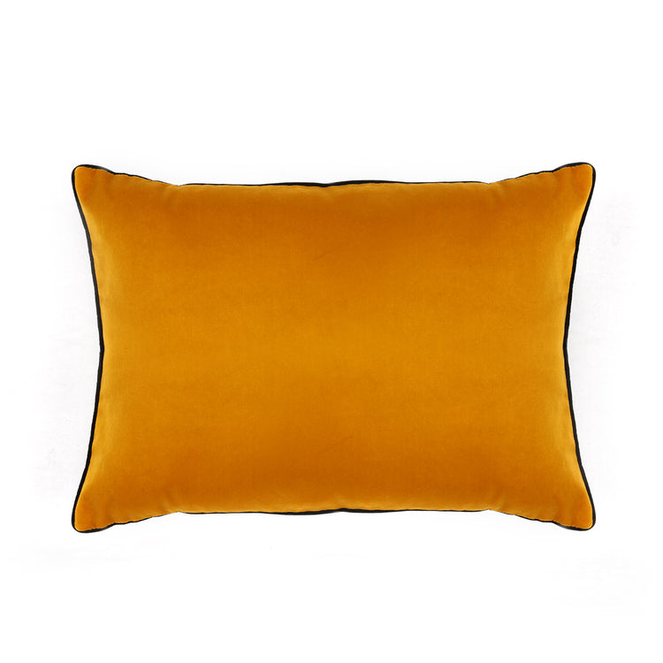 Reversible Velvet Pillow, Large