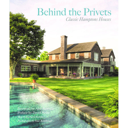 Behind the Pivets: Classic Hamptons Houses