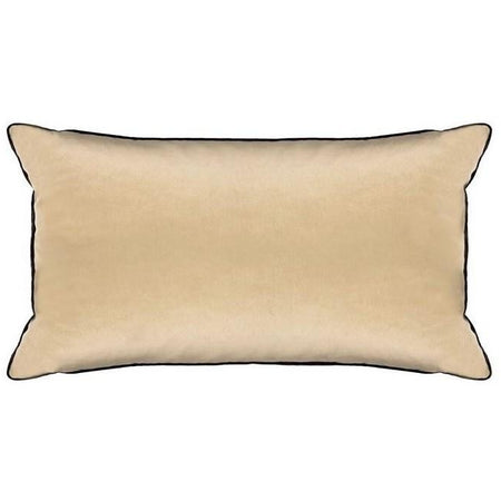 Reversible Velvet Pillow, Small