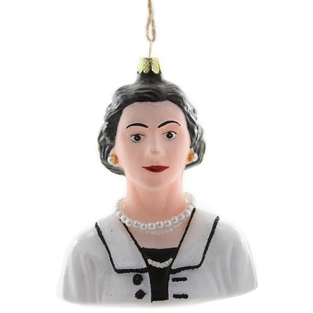 Coco Chanel Ornament