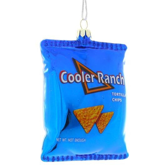 Cooler Ranch Doritos Ornament