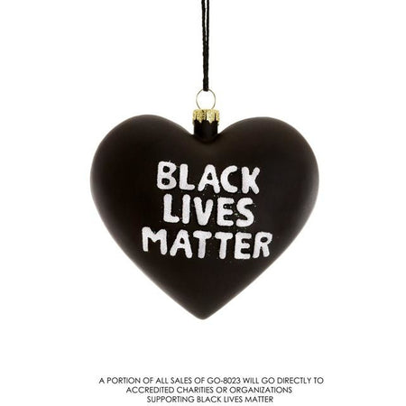 Black Lives Matter Heart