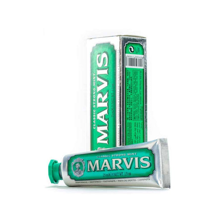 Marvis Classic Strong Mint Travel Size