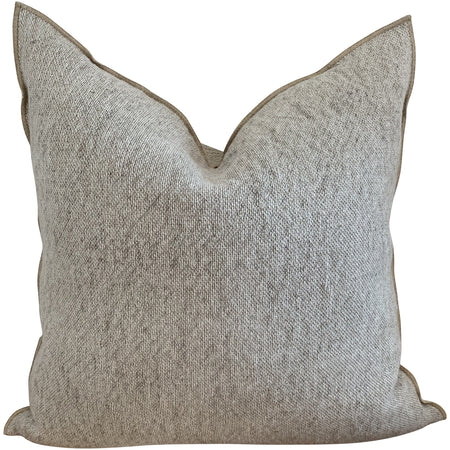 MDV | Natural Vice Versa Canvas Cushion