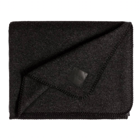 French Black Blanket