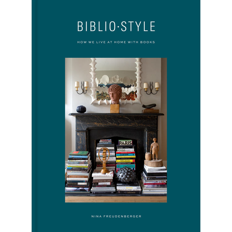 Bibliostyle: How We Live with Books