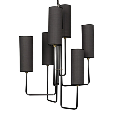 Cylindrical Chandelier