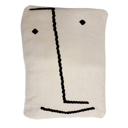 Smiling Face Floor Cushion