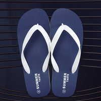 Flip-flops men's fashion outdoor slippers men's summer fashion wear men's clip personality Korean version sandals
