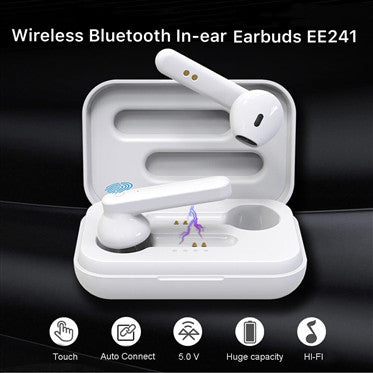 Bluetooth headset 5.0 binaural wireless stereo sports on-ear Bluetooth headset mobile power TWS FOB Price: Get Latest Price