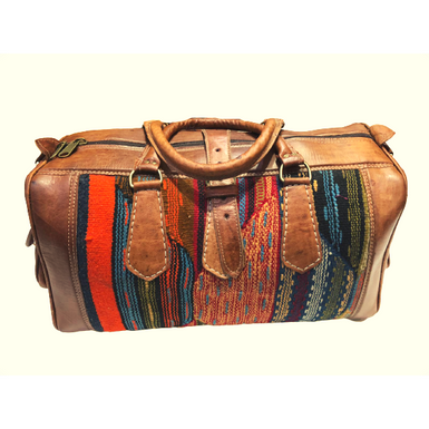 Moroccan Kilim Travel bag Adam