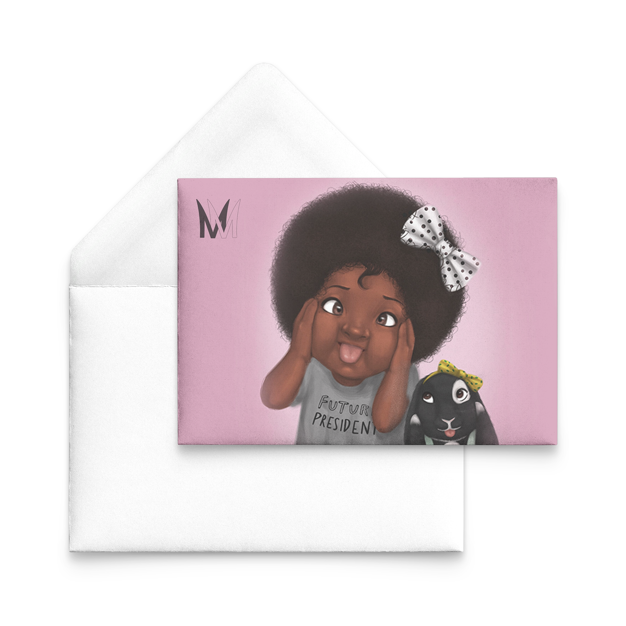 Mali More Pen Pal Notecards (Set of 10)