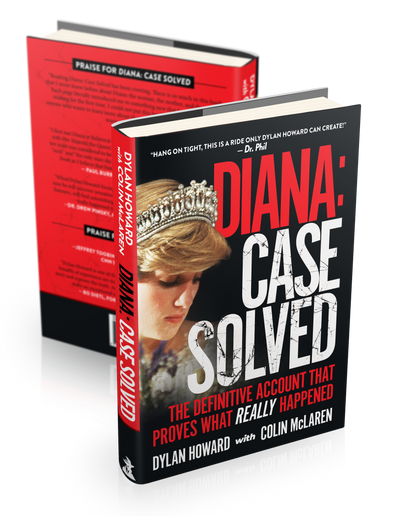 READ AN EXCERPT: 'Diana: Case Solved'—Princess Diana's Butler Speaks Out On 'Movement' To 'Undermine' Her