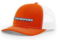 Renegades Text Logo Trucker Hat
