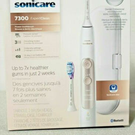 Philips Sonicare ExpertClean 7300 Rechargeable Electric Toothbrush with App