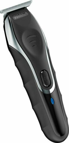 NEW WAHL AQUA BLADE LITHIUM-ION WET/DRY RECHARGEABLE BEARD TRIMMER KIT FOR MENS
