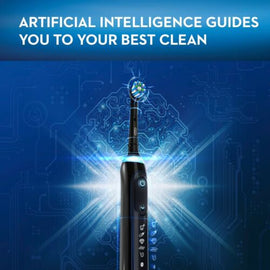 Oral-B Genius X 10000 Electric Toothbrush with Artificial Intelligence