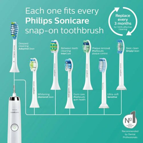 Philips Sonicare DiamondClean Rechargeable Toothbrush