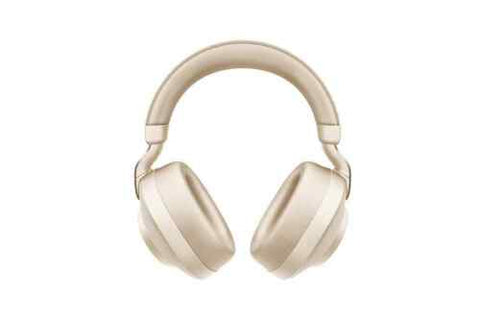 Jabra Elite 85H Over Ear Wireless Headphones Noise Cancelling (Gold Beige)