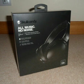 Skullcandy Venue Noise Cancelling Wireless Headphones Black