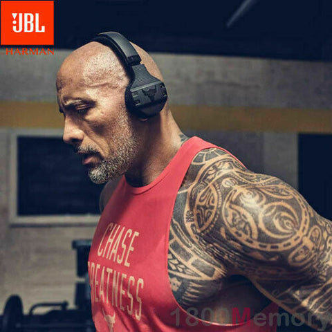 JBL harman Sport Wireless Train Headphones — Project Rock