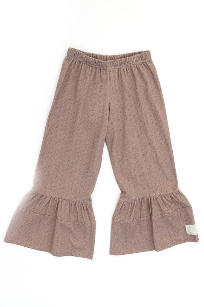 Dusty Ruffle Pants