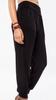Lazy Days Harem Pants Black