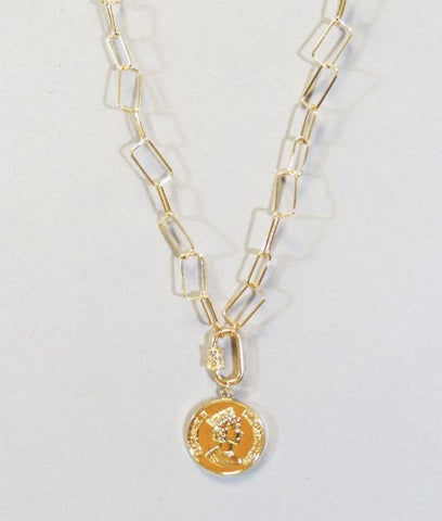 Coin it up Necklace