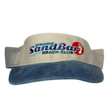 Load image into Gallery viewer, Capt Hirams Sandbar Visor Hat