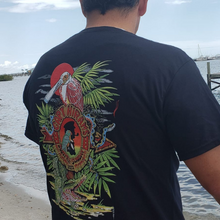 Load image into Gallery viewer, PAPERSTRAW CROSSBODY BAG LEATHER BUCKLE