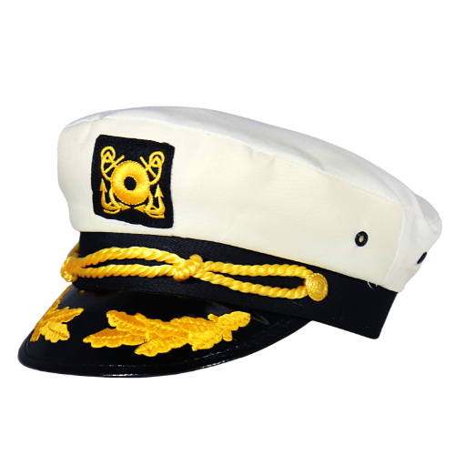 Yacht Captain Hat